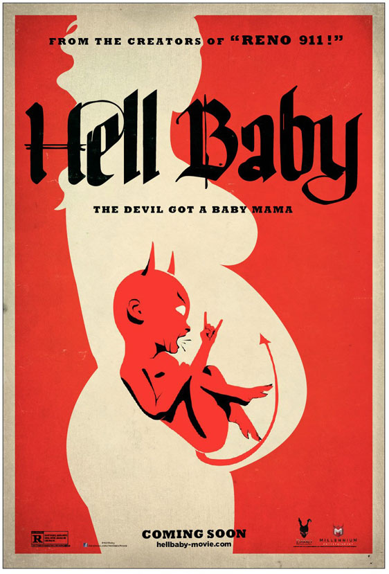 Hell Baby Poster #1