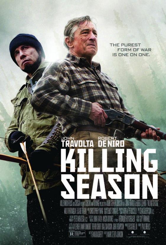 Killing Season Poster #1