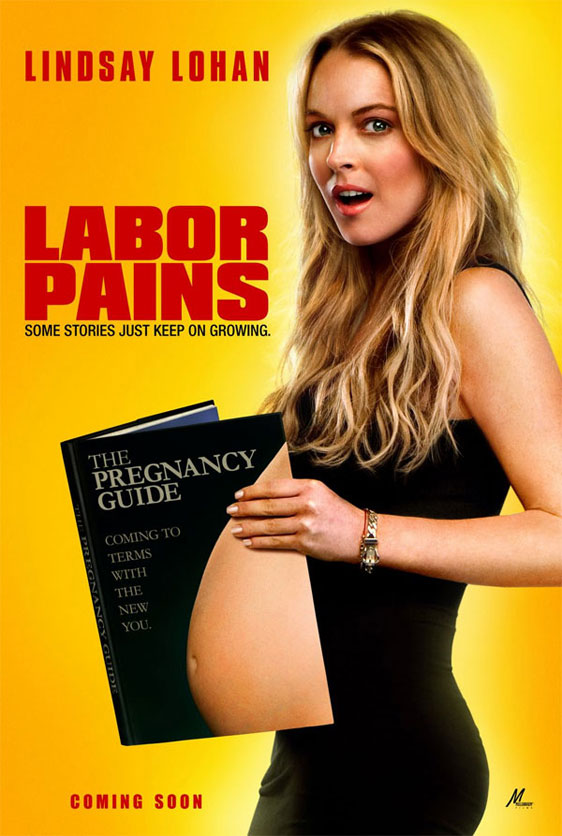 Labor Pains Poster #1