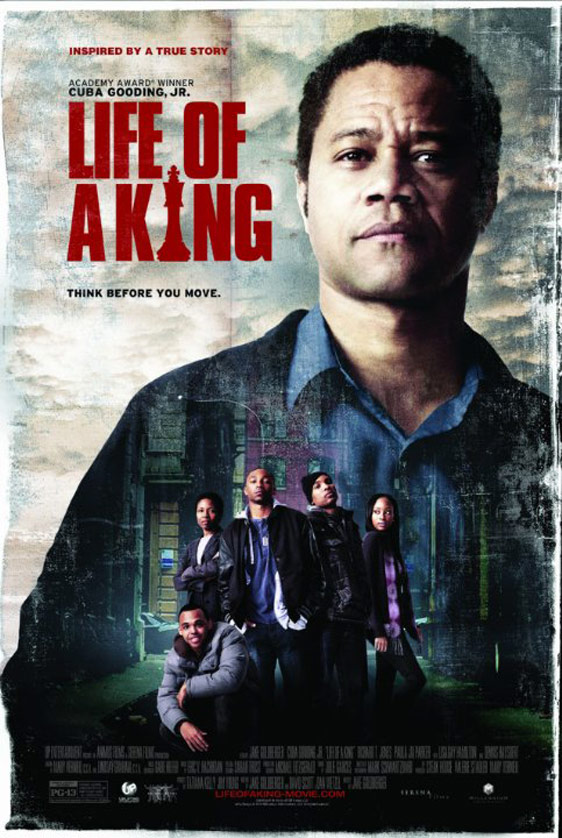 Life of a King Poster #1