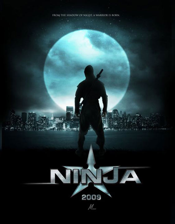 Ninja Poster #1