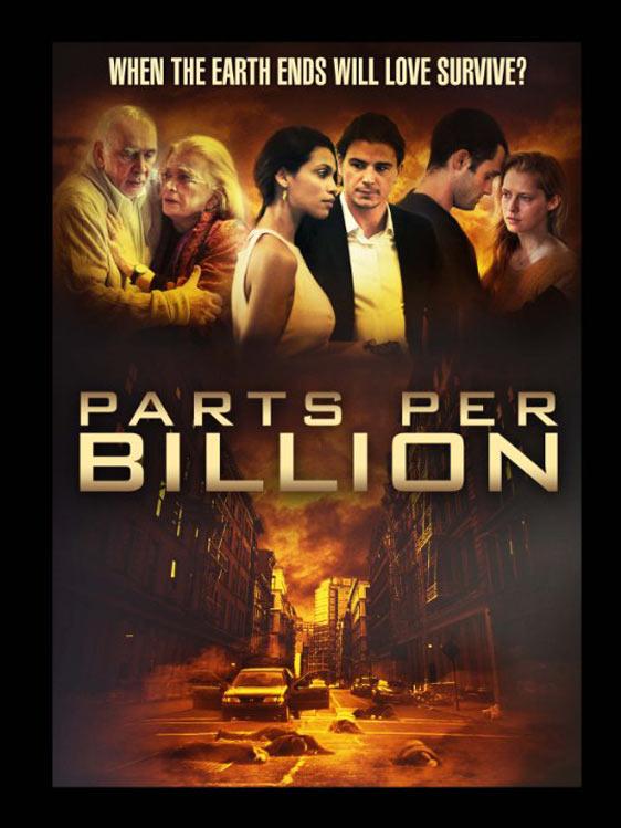 Parts Per Billion Poster #1