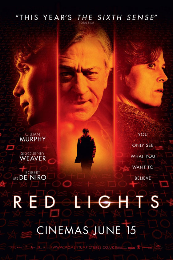 Red Lights Poster #10