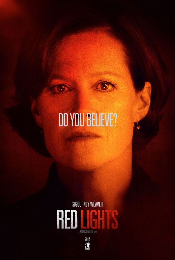 Red Lights Poster #5