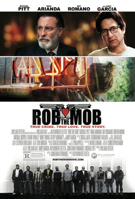 Rob the Mob Poster #2