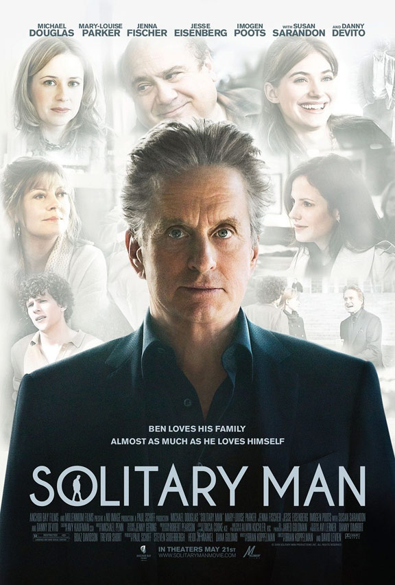 Solitary Man Poster #2
