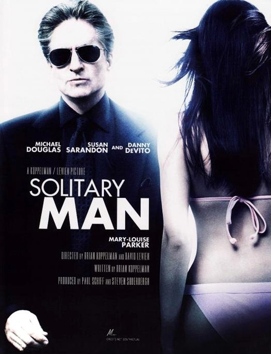Solitary Man Poster #1