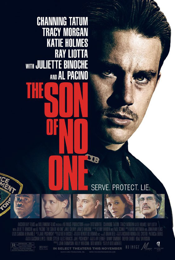 The Son of No One Poster #4