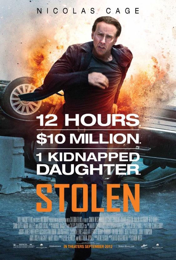 Stolen Poster #1