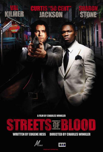 Streets of Blood Poster #1