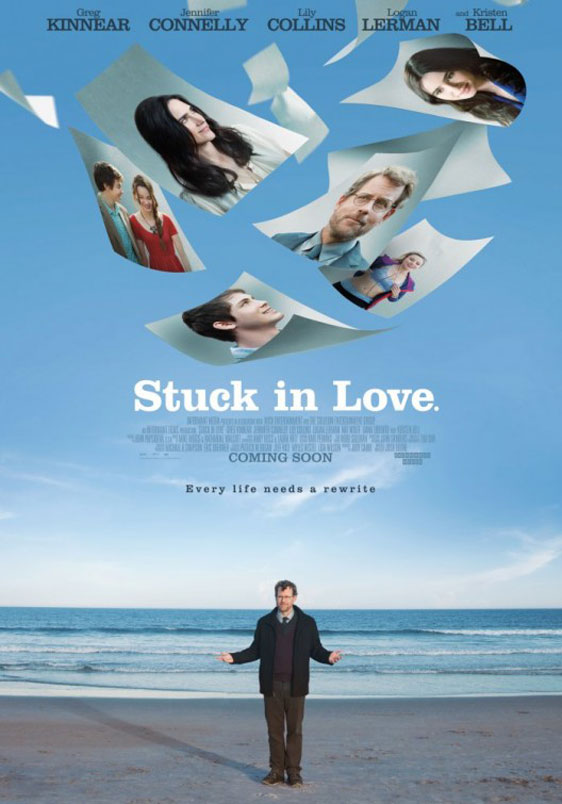 Stuck in Love Poster #2