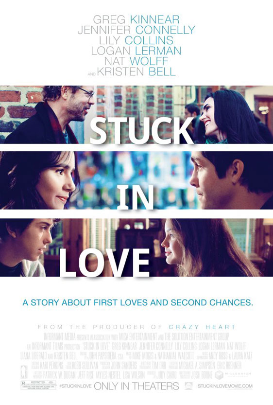 Stuck in Love Poster #1