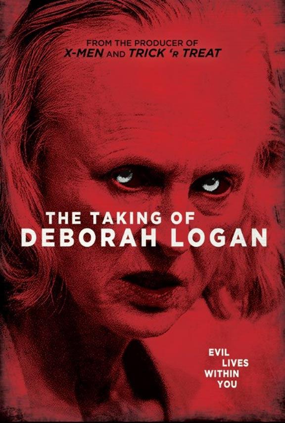 The Taking of Deborah Logan Poster #1