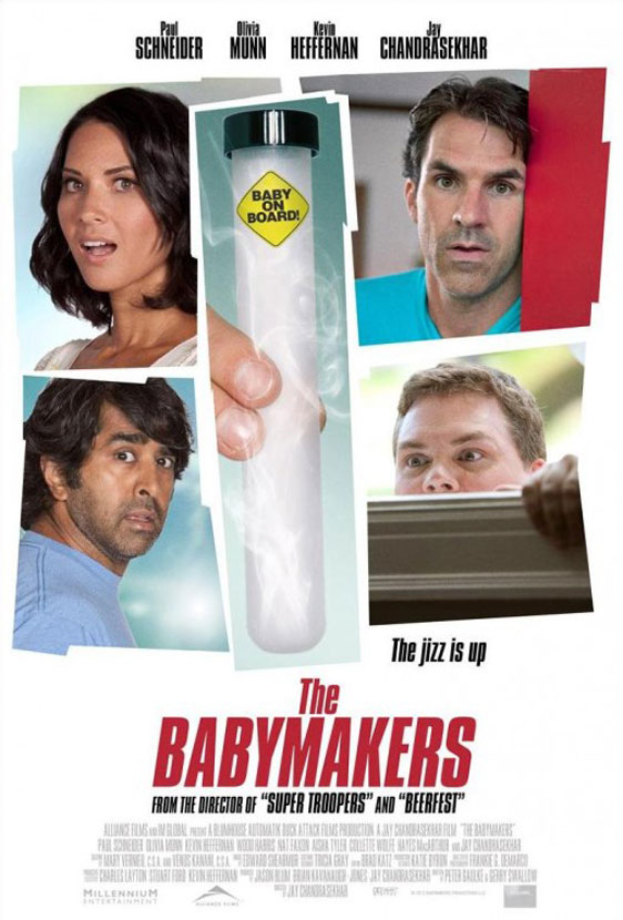 The Babymakers Poster #2