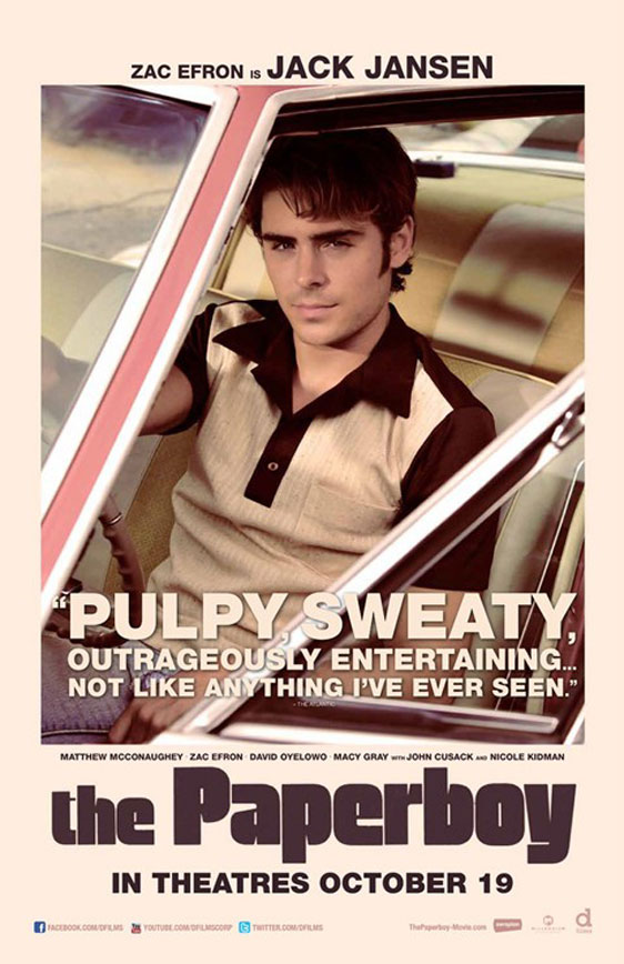 The Paperboy Poster #5