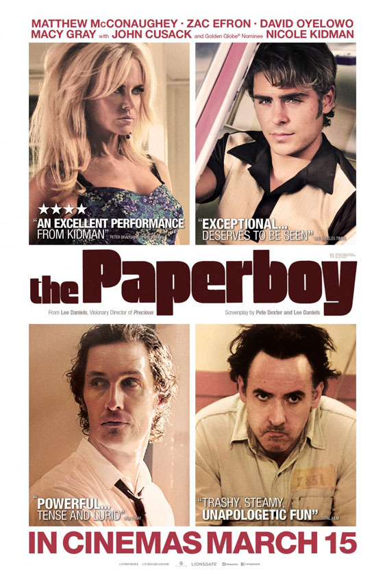 The Paperboy Poster #7