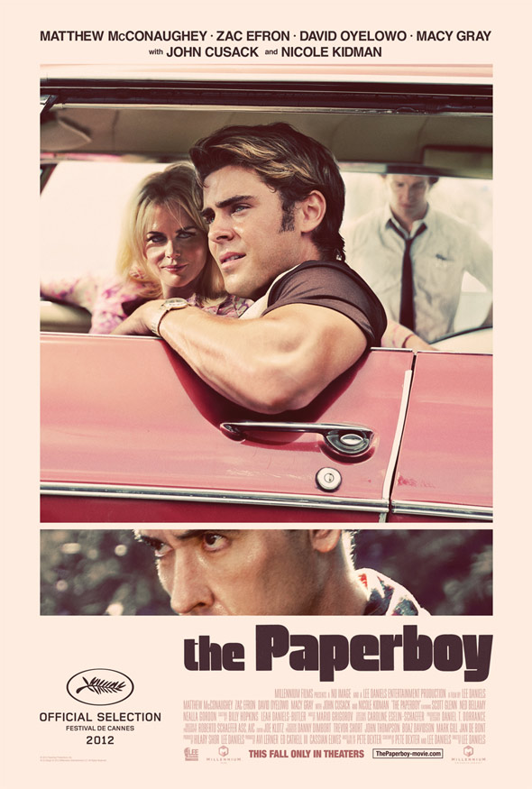The Paperboy Poster #1