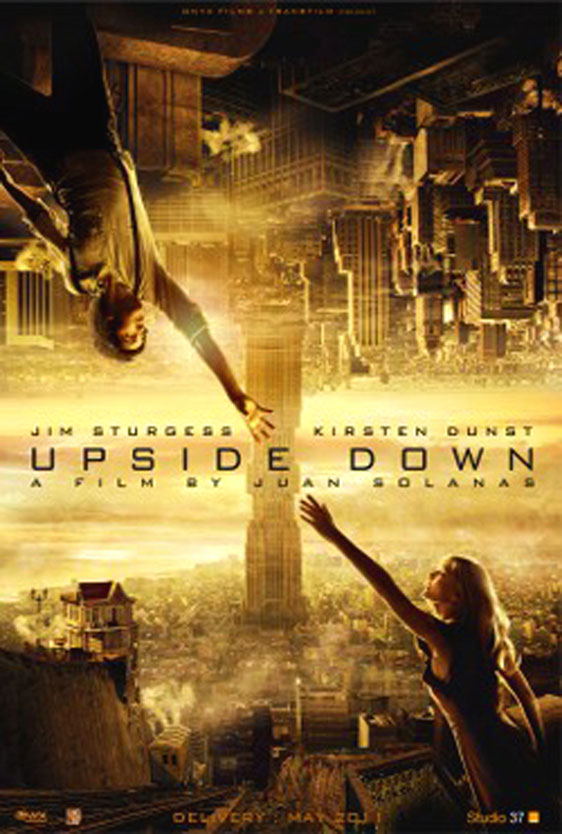 Upside Down Poster #1