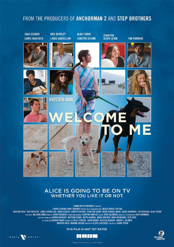 Welcome to Me Poster #1
