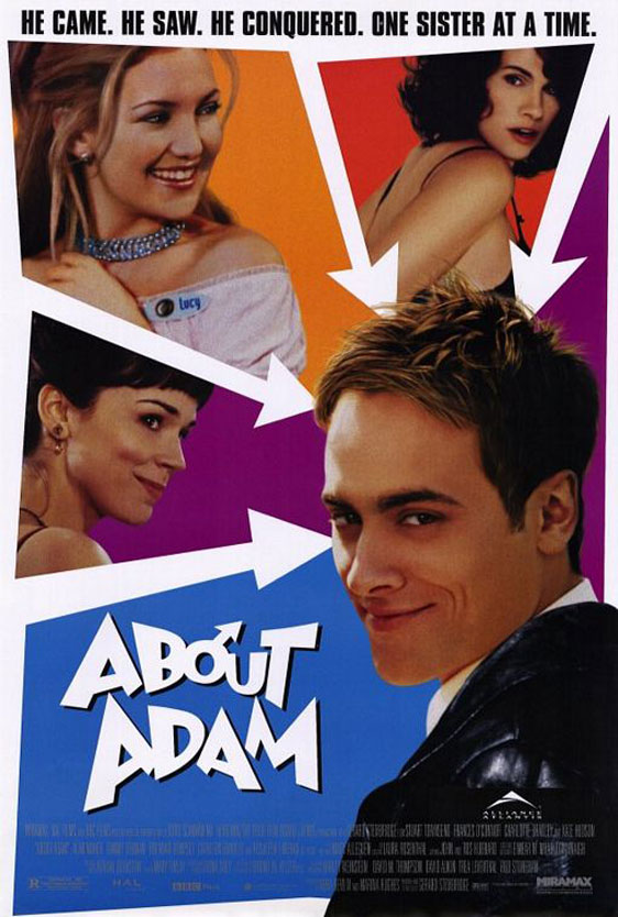 About Adam Poster #1