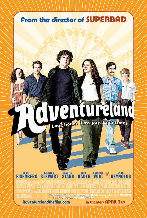 Adventureland Poster #2