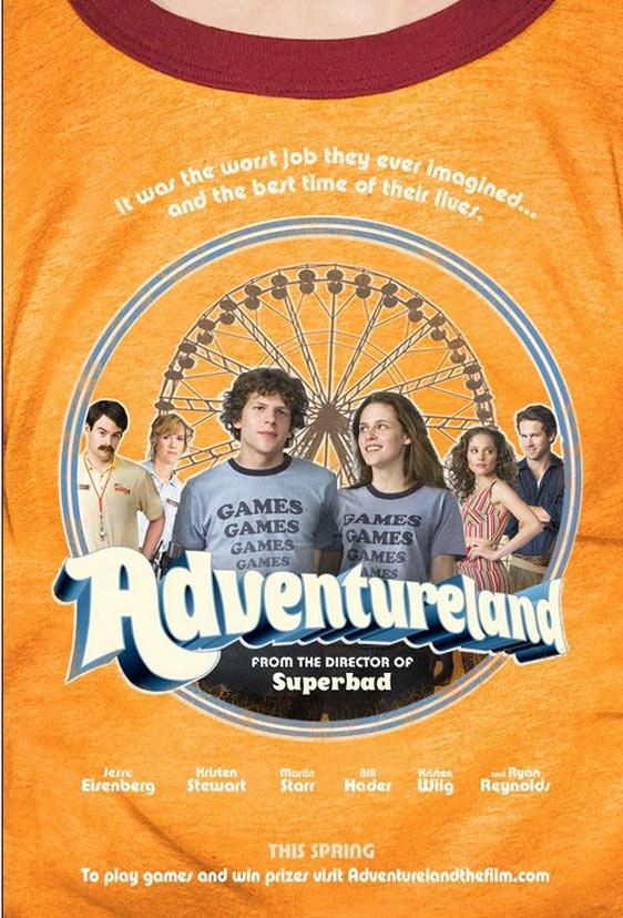 Adventureland Poster #1