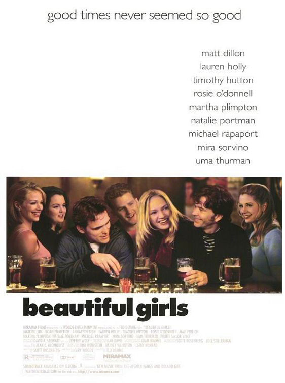 Beautiful Girls Poster #1
