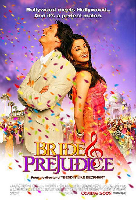 Bride & Prejudice Poster #1
