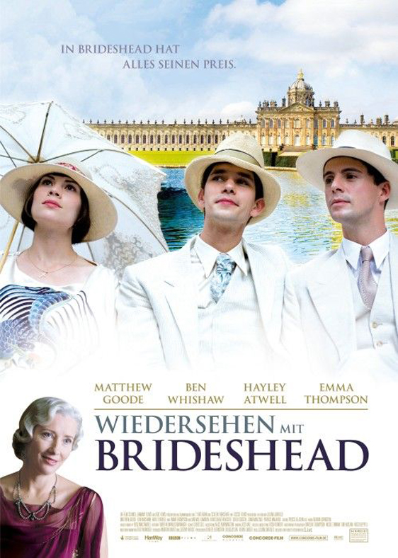 Brideshead Revisited Poster #2