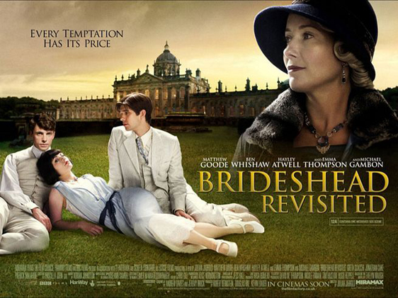 Brideshead Revisited Poster #3