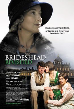 Brideshead Revisited Poster #1