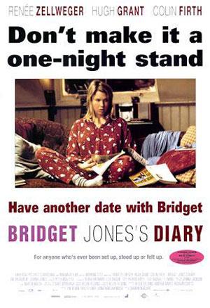 Bridget Jones's Diary Poster #3