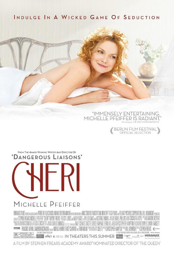 Chéri Poster #4