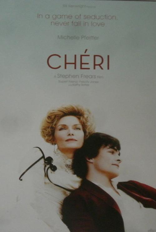 Chéri Poster #1