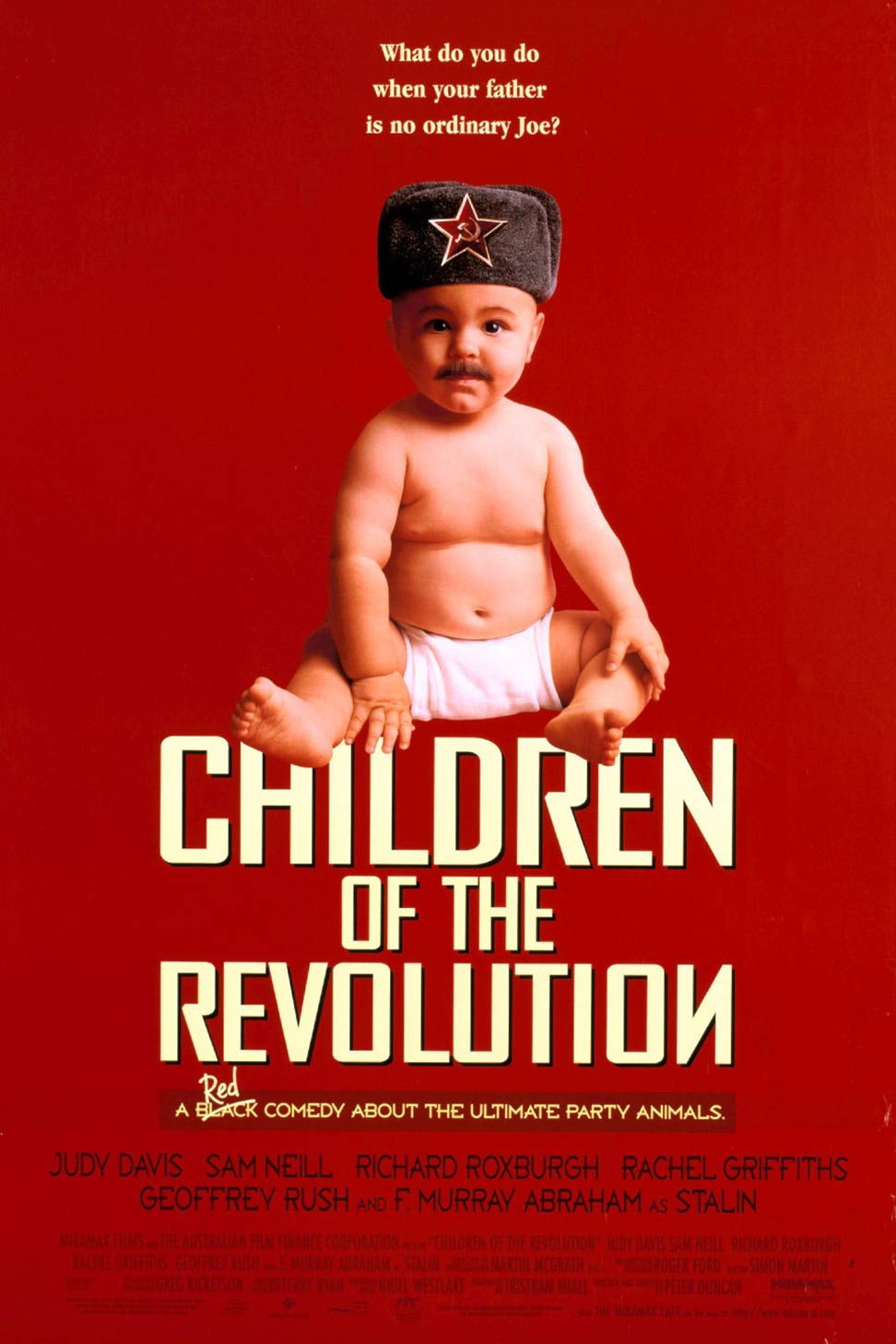 Children of the Revolution Poster #1