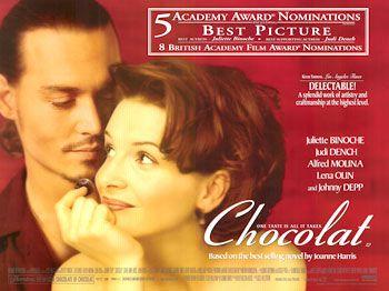 Chocolat Poster #2