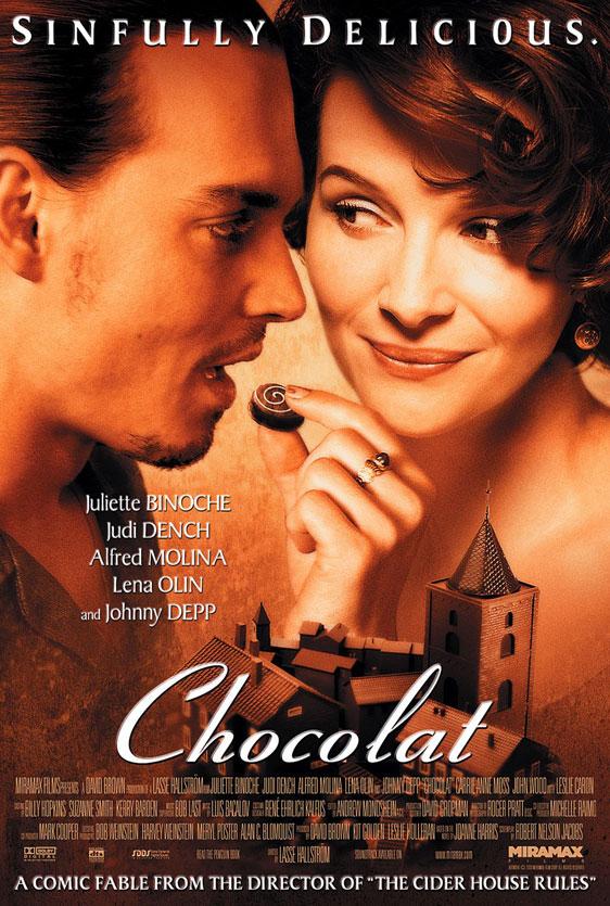 Chocolat Poster #1