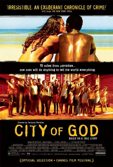 City of God Poster #1