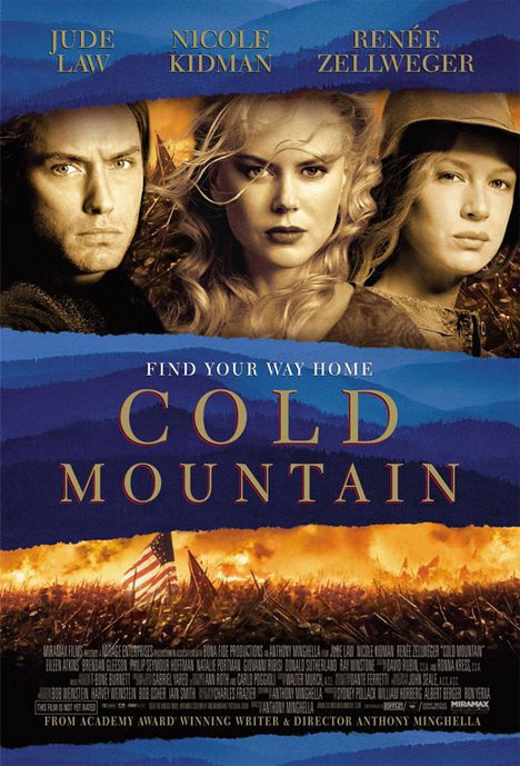 Cold Mountain Poster #1