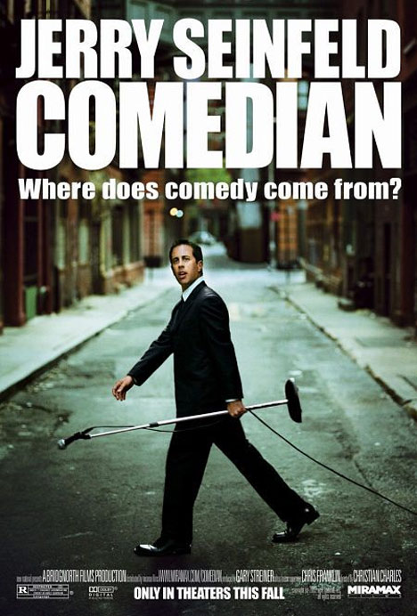Comedian Poster #1