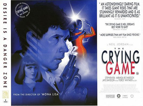 The Crying Game Poster #2