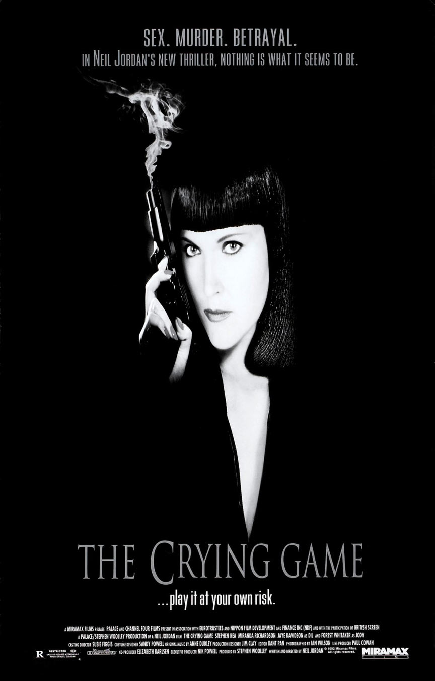 The Crying Game Poster #1