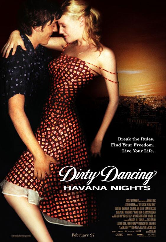 Dirty Dancing: Havana Nights Poster #1