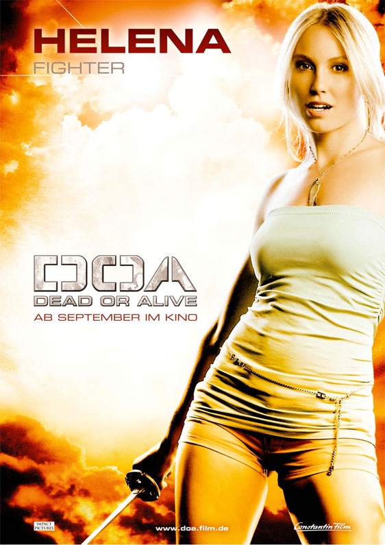 DOA: Dead or Alive Poster #3