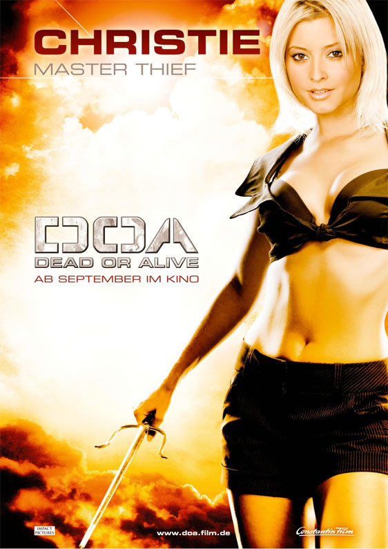DOA: Dead or Alive Poster #5