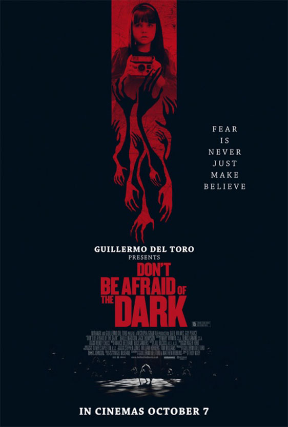 Don't Be Afraid of the Dark Poster #6