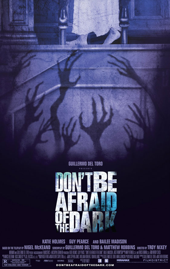 Don't Be Afraid of the Dark Poster #8