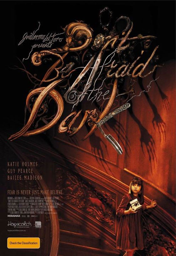 Don't Be Afraid of the Dark Poster #9