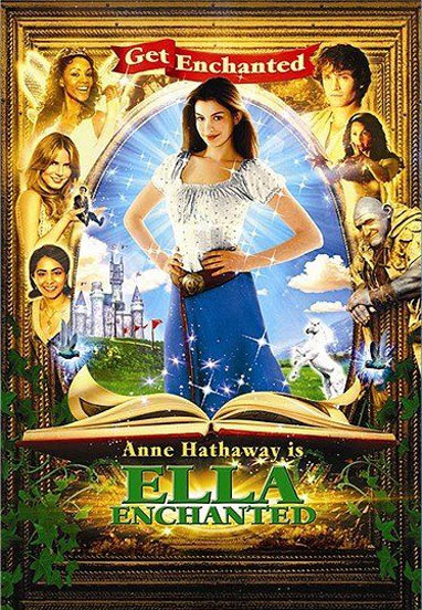 Ella Enchanted Poster #1