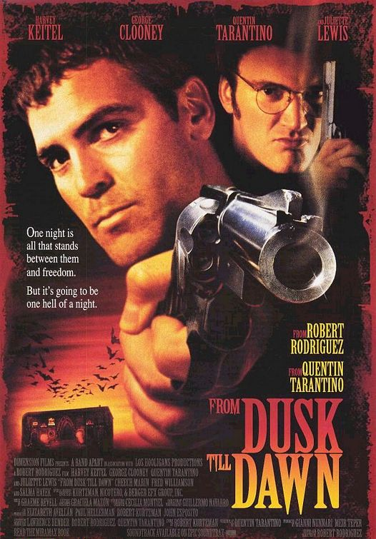 From Dusk Till Dawn Poster #1
